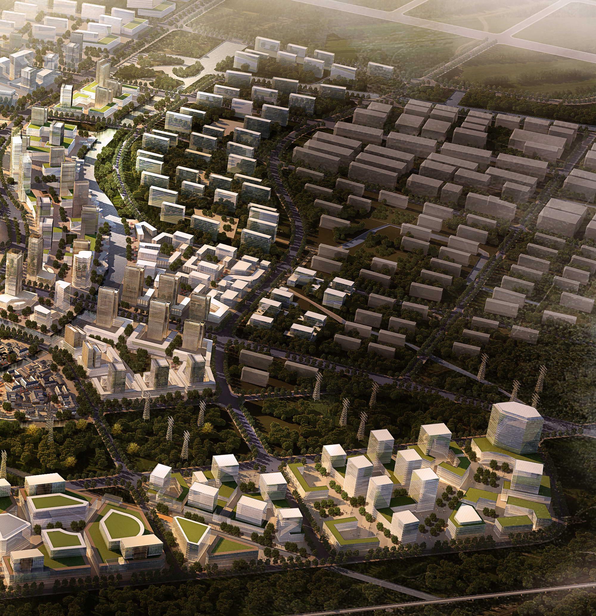 city planning 028 3d model max 206495