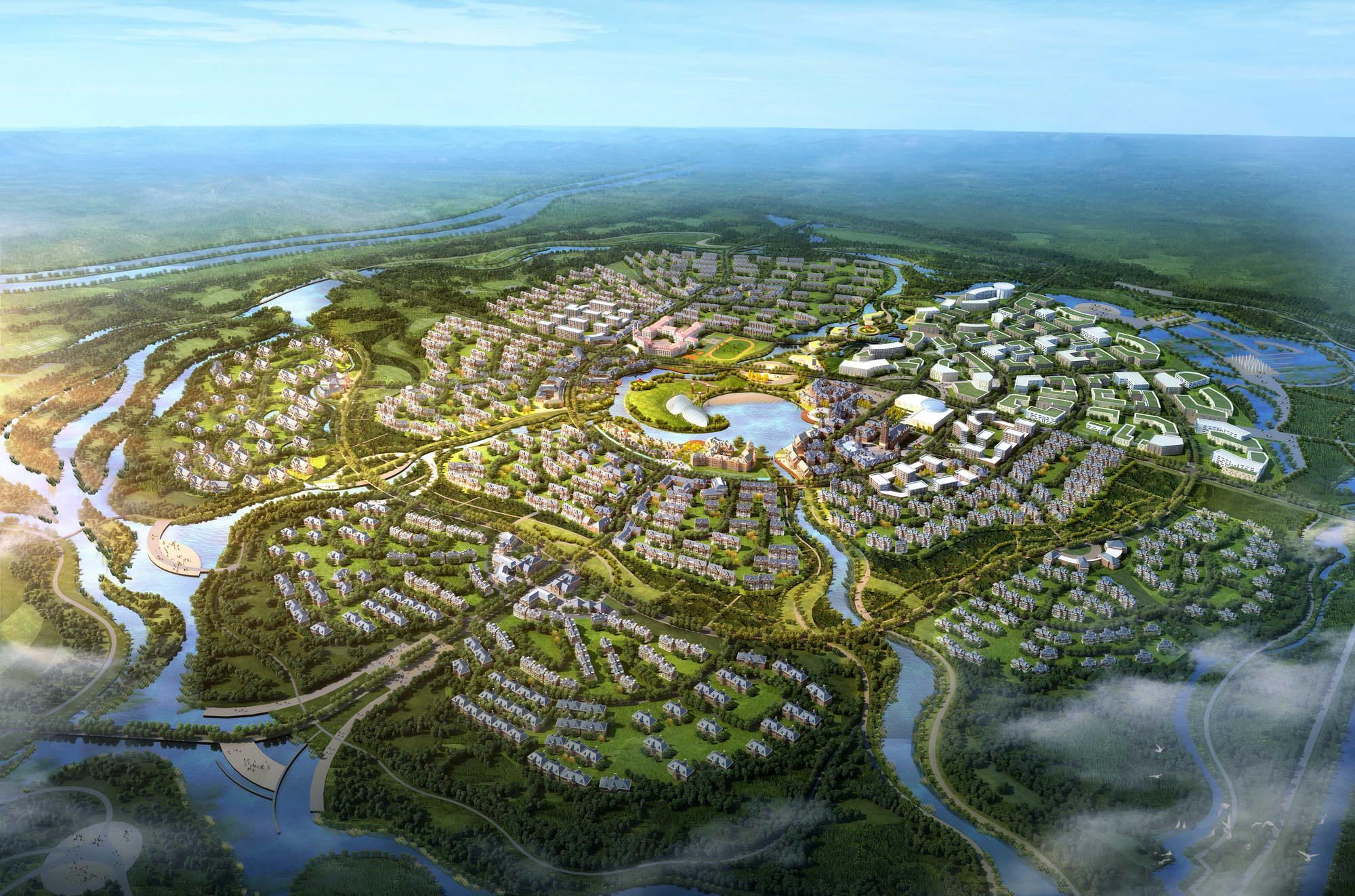 city planning 029 3d model max 206498
