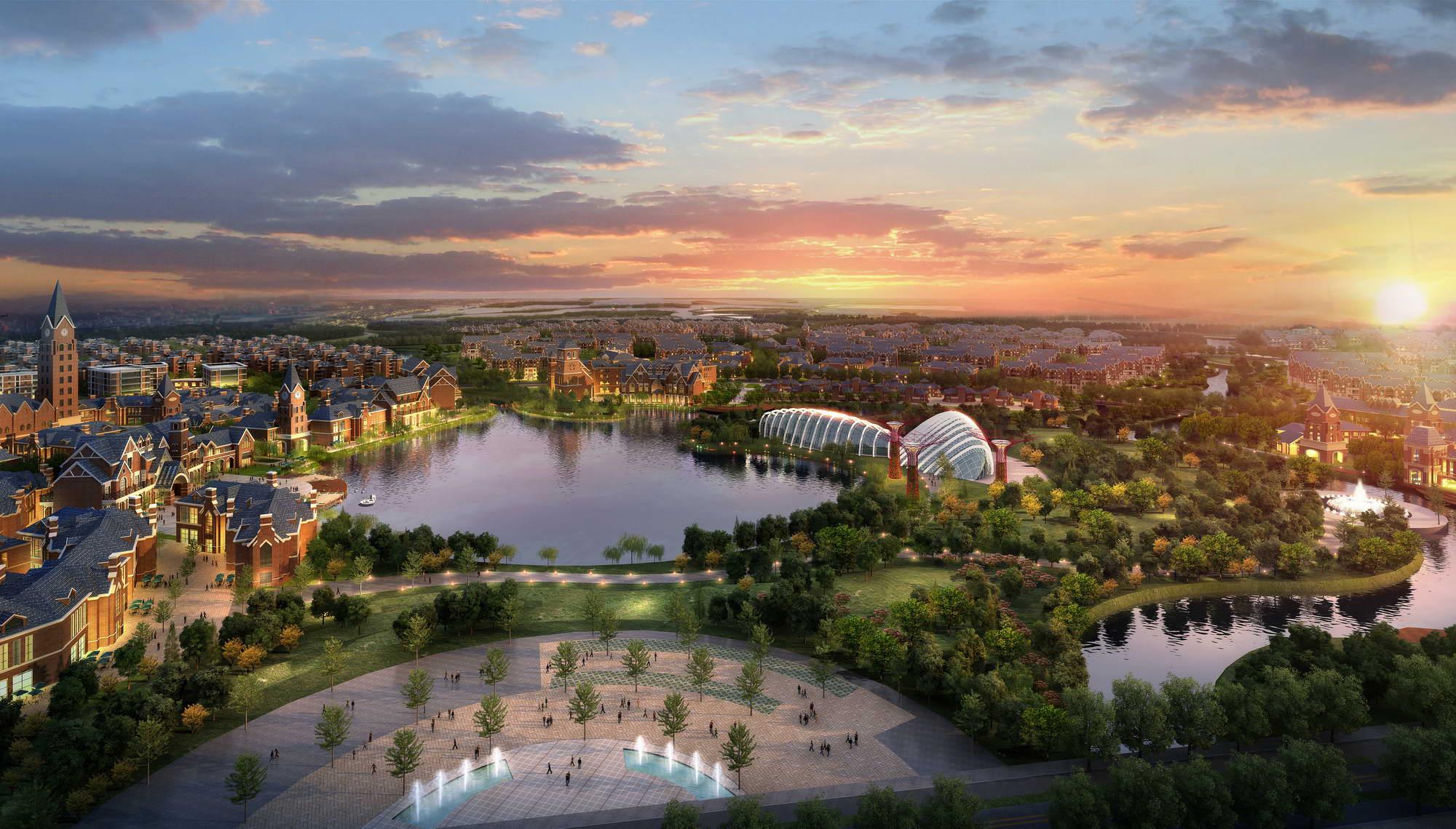 city planning 029 3d model max 206499