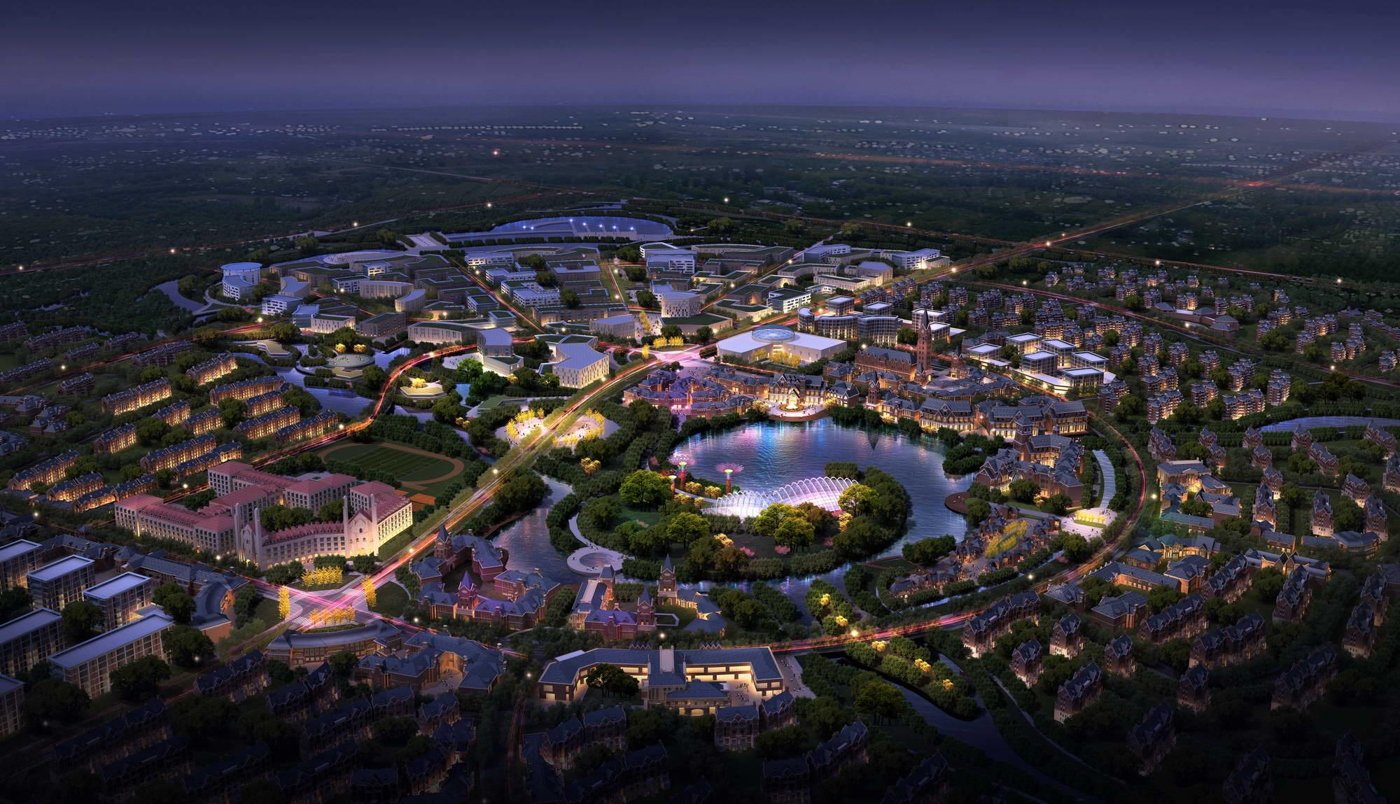 city planning 029 3d model max 206501