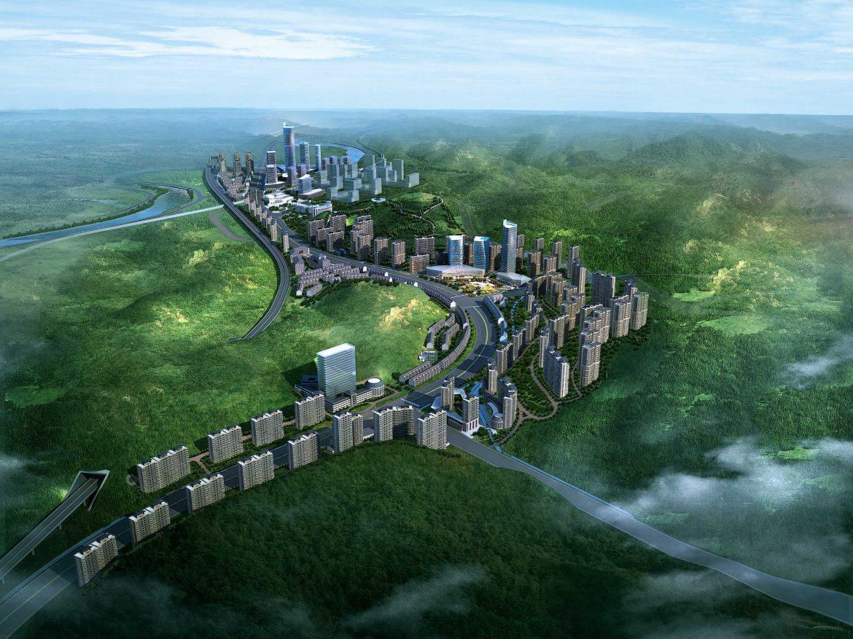 city planning 030 v2 3d model max 206511