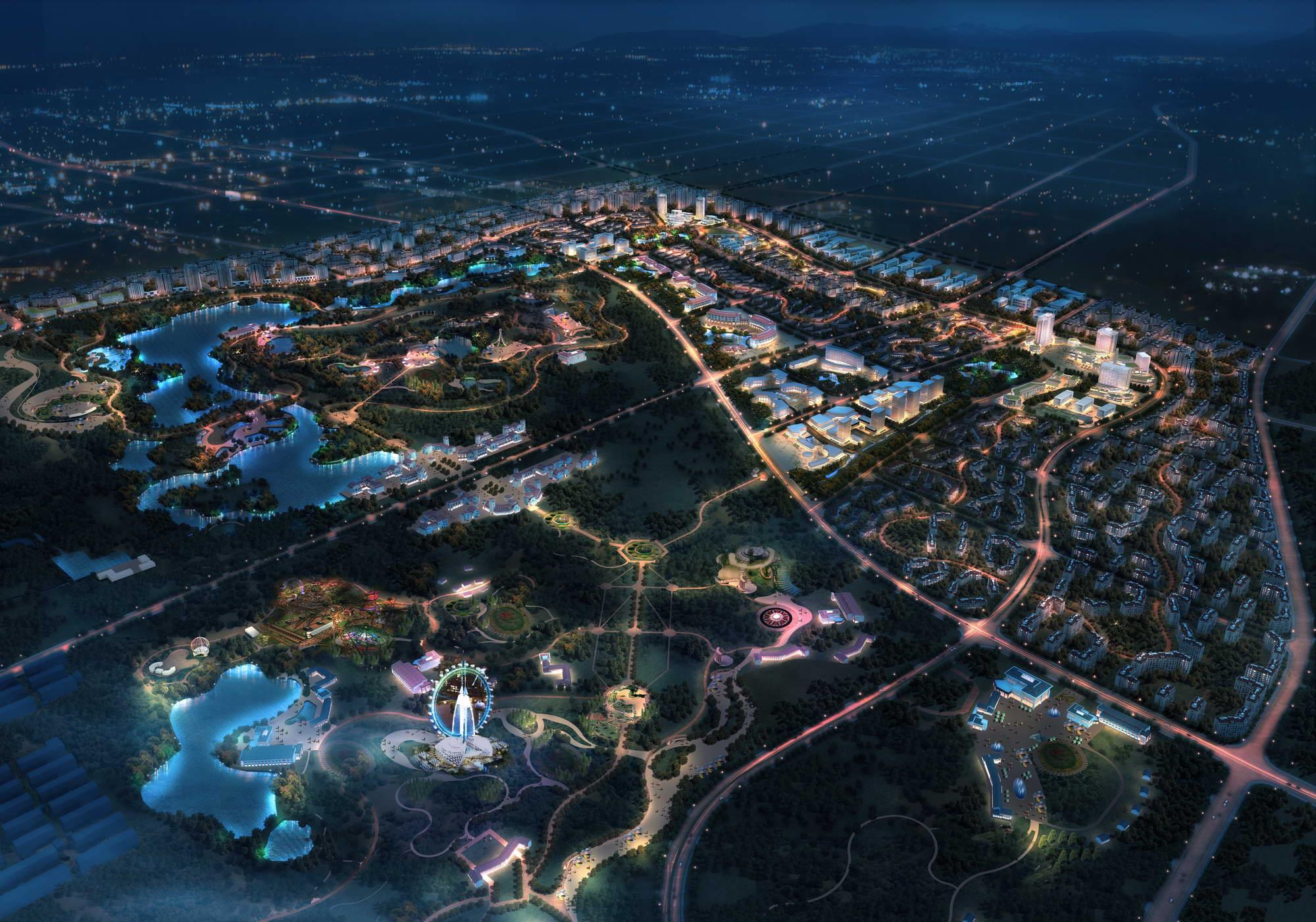 city planning 031 3d model max 206513