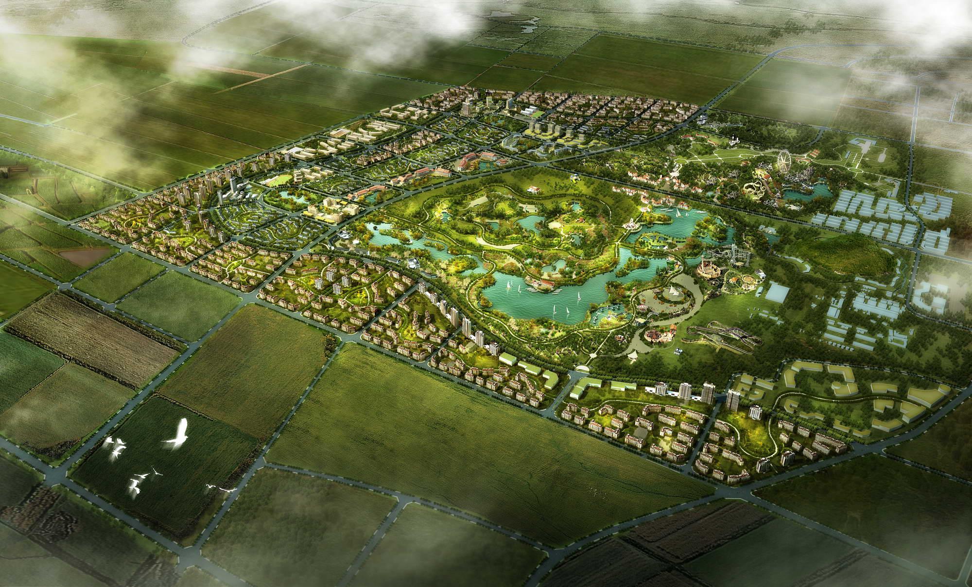 city planning 031 3d model max 206514