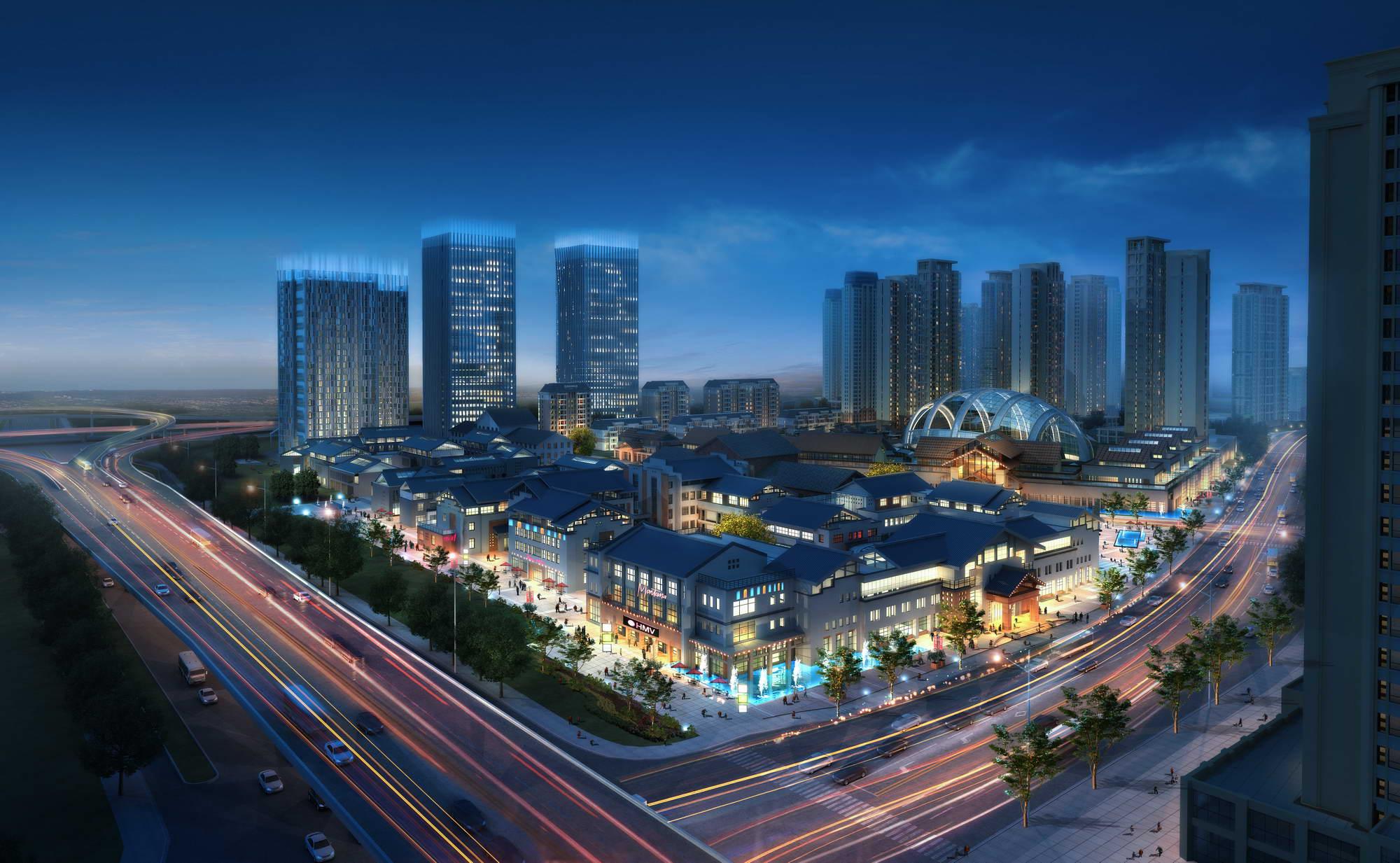city planning 032 3d model max 206520