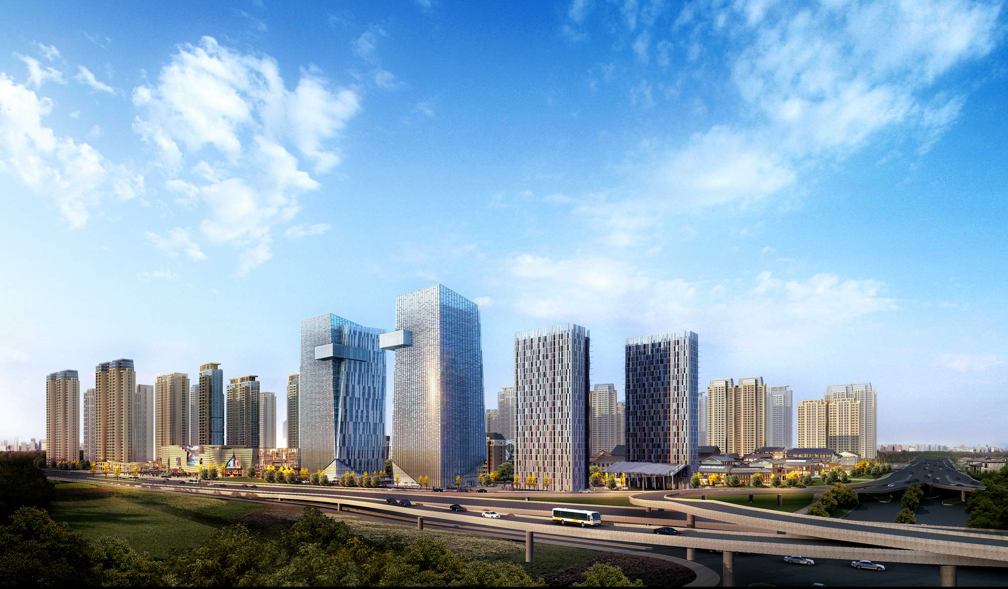 city planning 032 3d model max 206521