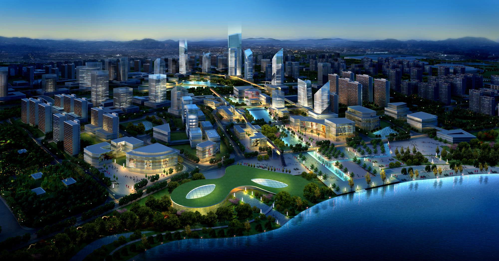 city planning 033 3d model max 206526