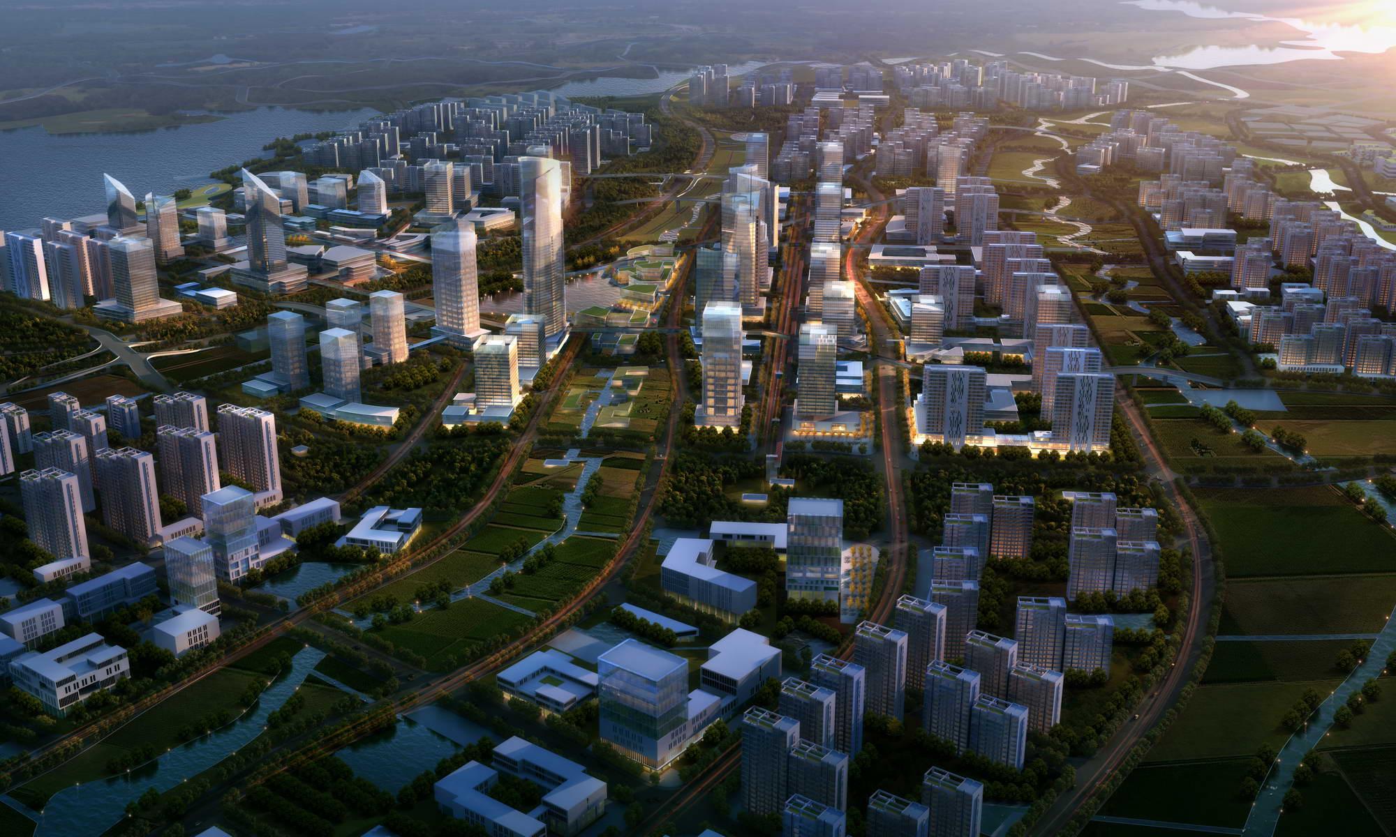 city planning 033 3d model max 206527