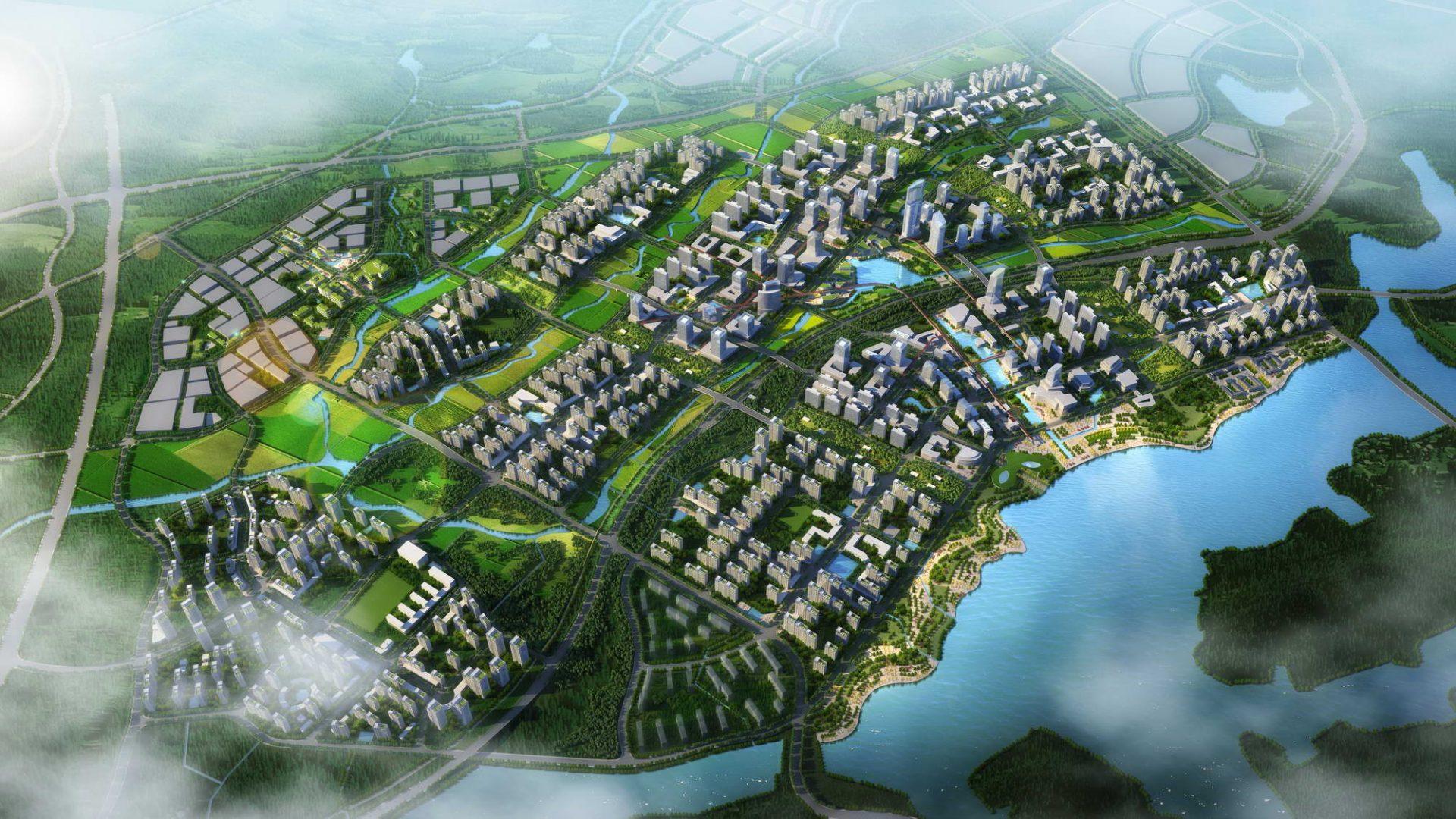 city planning 033 3d model max 206529