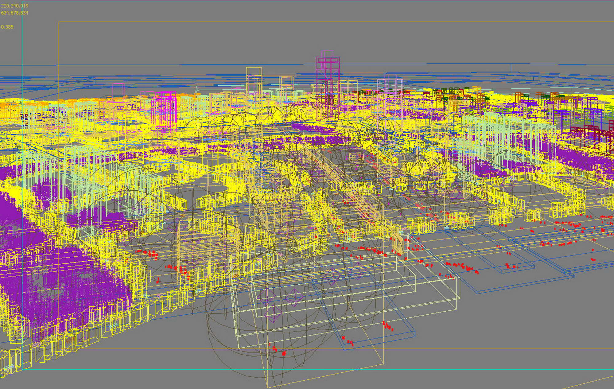 city planning 033 3d model max 206531