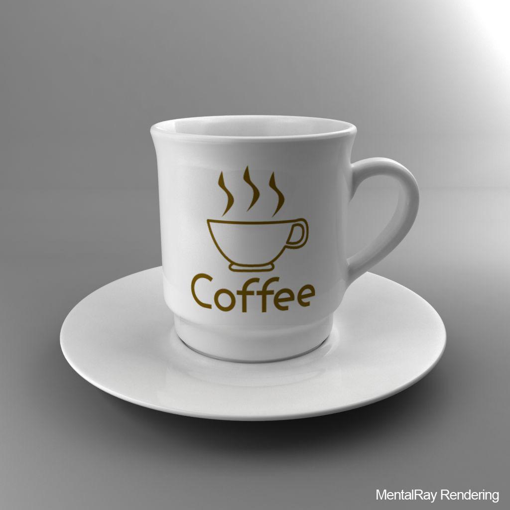 coffee tea cup 003 3d model max fbx jpeg jpg obj 206535