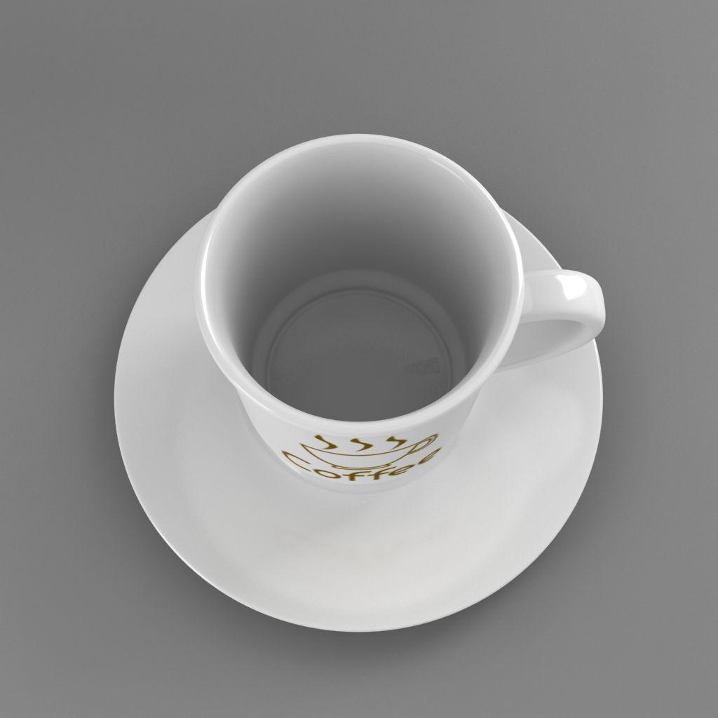 coffee tea cup 003 3d model max fbx jpeg jpg obj 206536