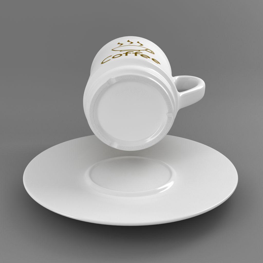 coffee tea cup 003 3d model max fbx jpeg jpg obj 206538