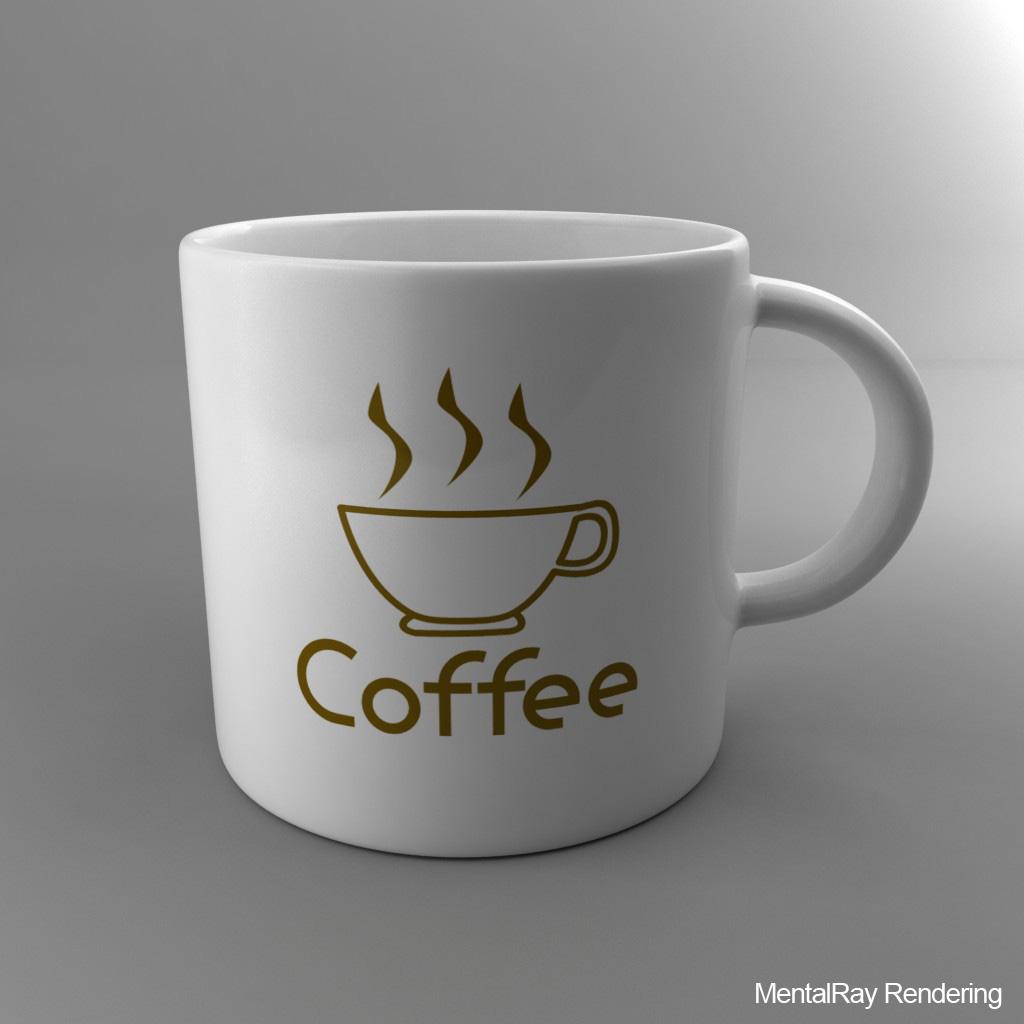 coffee tea cup 002 3d model max fbx jpeg jpg obj 206548