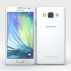 Samsung Galaxy A3 and A3 Duos White ( 664.29KB jpg by NoNgon )