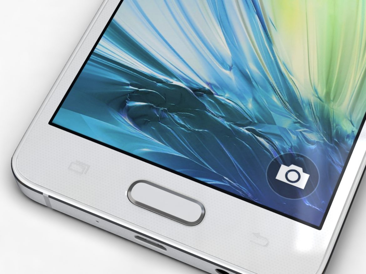 Samsung Galaxy A3 and A3 Duos White ( 666.38KB jpg by NoNgon )