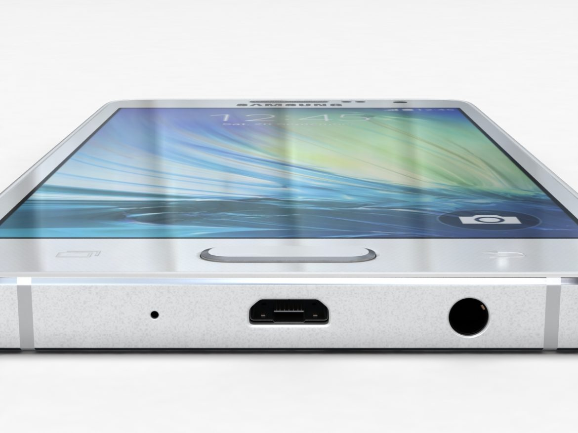 Samsung Galaxy A3 and A3 Duos White ( 477.85KB jpg by NoNgon )