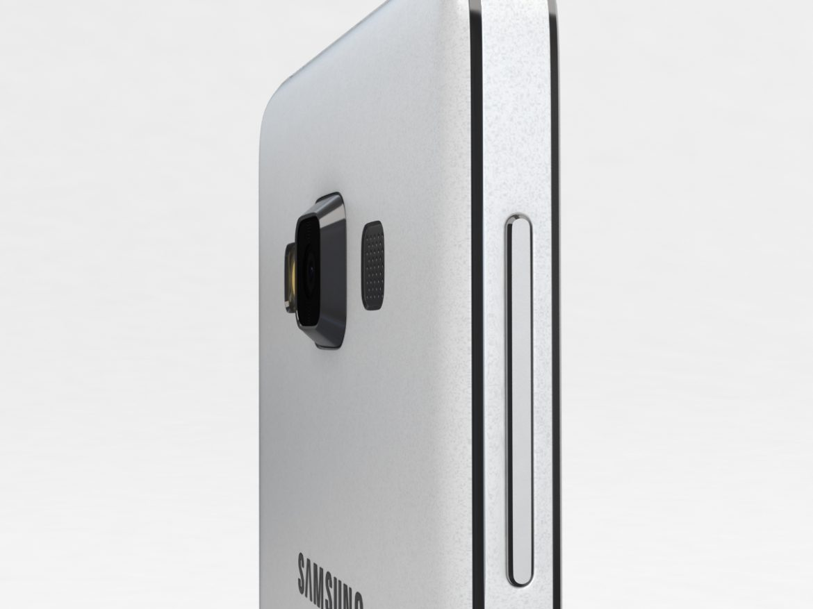 Samsung Galaxy A3 and A3 Duos White ( 413.51KB jpg by NoNgon )