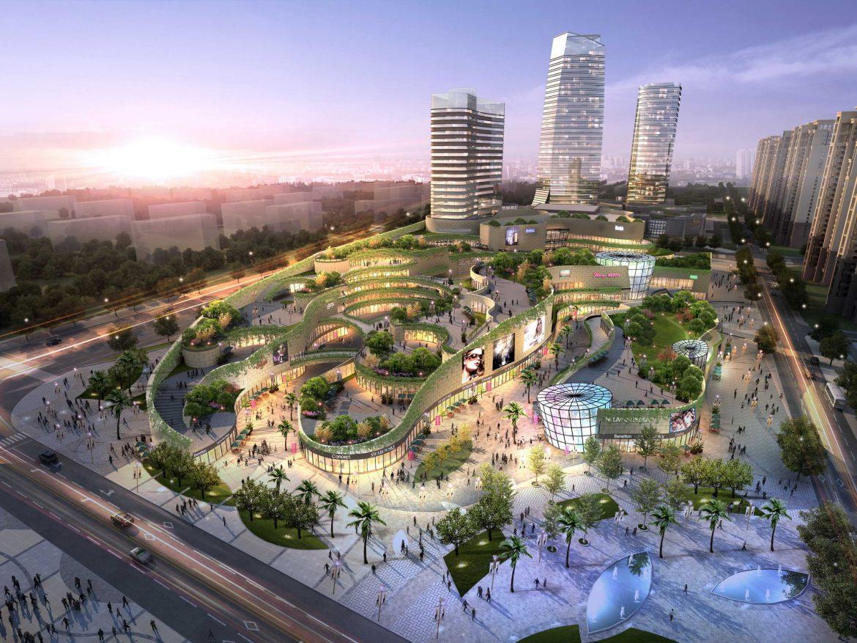 city shopping mall 001 3d model max 206739