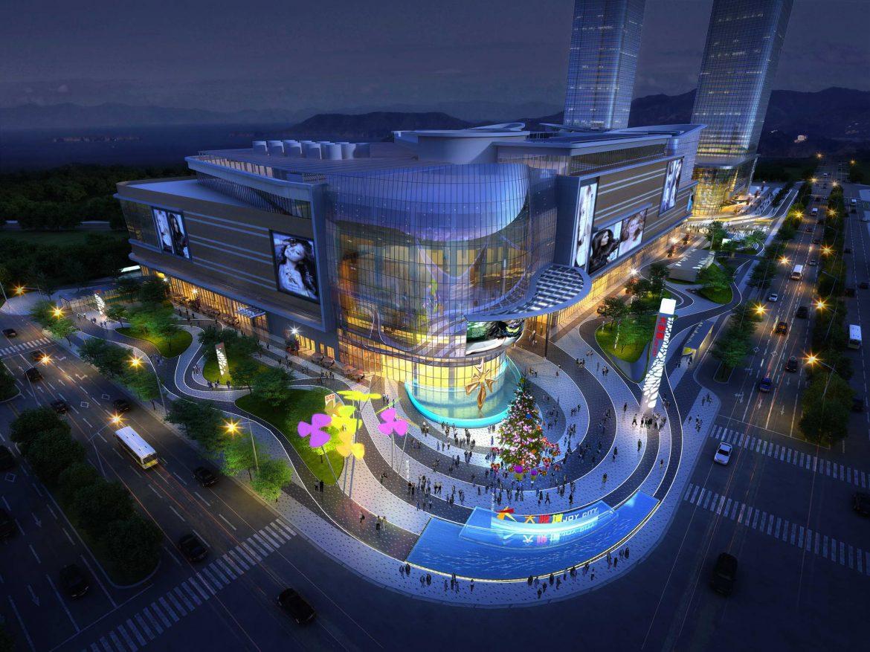 City shopping mall 009  ( 412.27KB jpg by Abe_makoto )