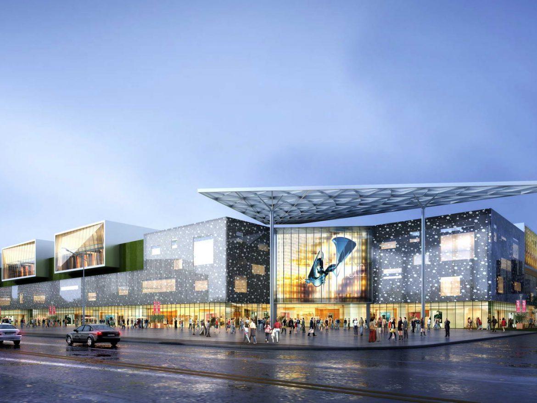 City shopping mall 011  ( 208.25KB jpg by Abe_makoto )