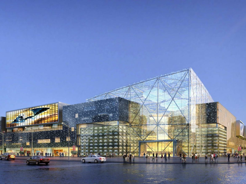 City shopping mall 011  ( 241.84KB jpg by Abe_makoto )
