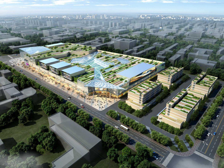 City shopping mall 011  ( 407.51KB jpg by Abe_makoto )