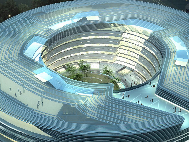 City shopping mall 013  ( 2059.14KB jpg by Abe_makoto )