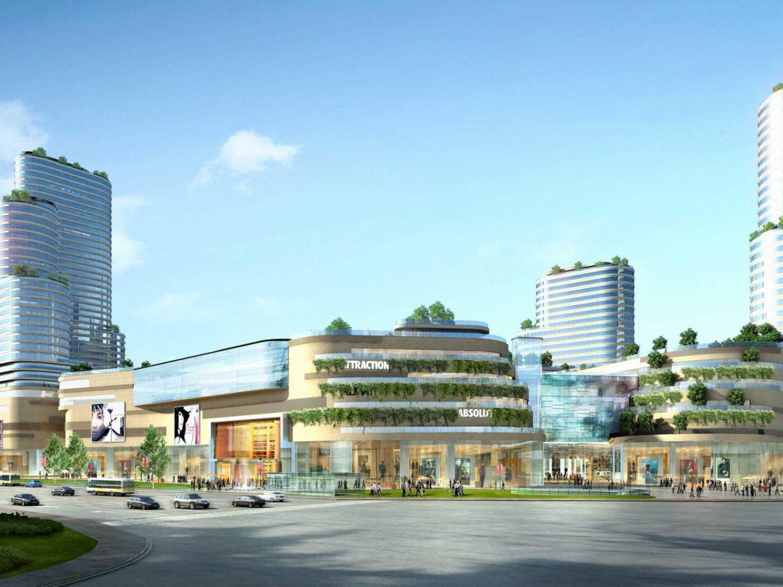 City shopping mall 014  ( 243.84KB jpg by Abe_makoto )