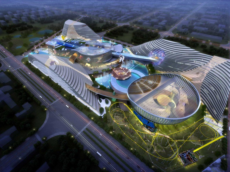 City shopping mall 015  ( 387.09KB jpg by Abe_makoto )