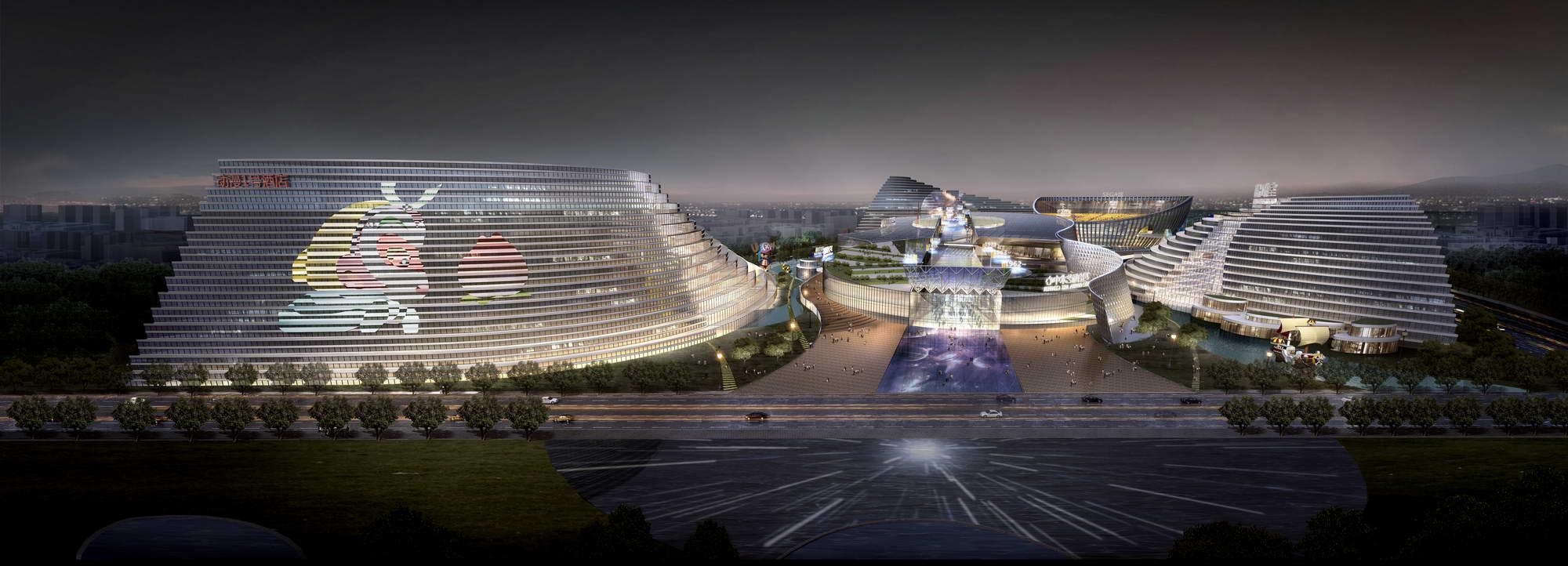 city shopping mall 015 3d model max 206839