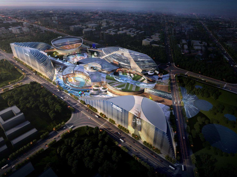 City shopping mall 015  ( 349.77KB jpg by Abe_makoto )