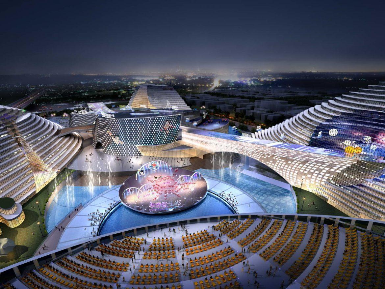 City shopping mall 015  ( 423.64KB jpg by Abe_makoto )