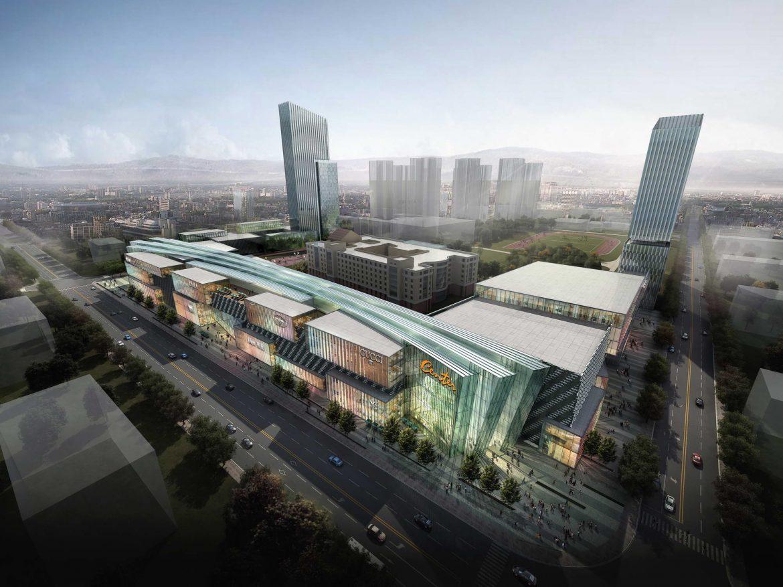 City shopping mall 016  ( 332.85KB jpg by Abe_makoto )