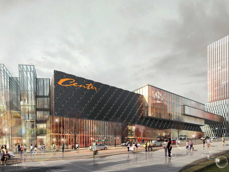 City shopping mall 016  ( 256.03KB jpg by Abe_makoto )