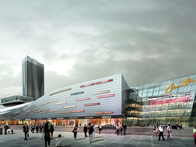City shopping mall 016  ( 219.93KB jpg by Abe_makoto )