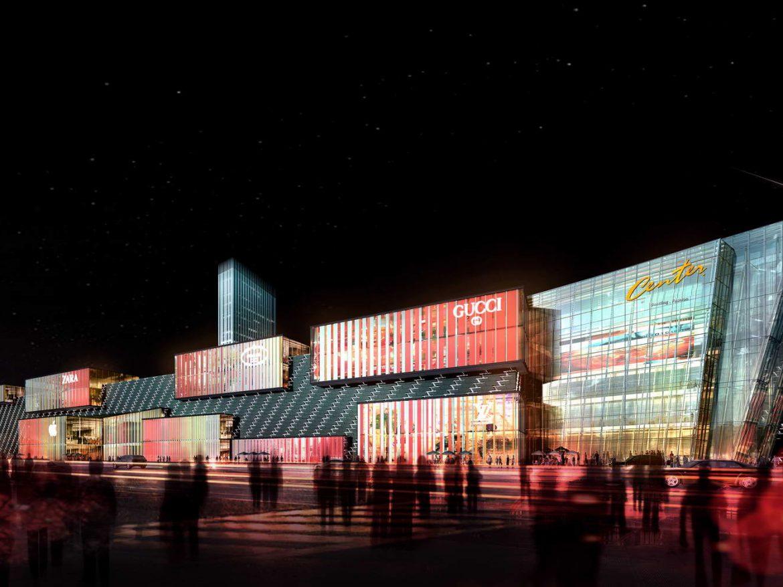 City shopping mall 016  ( 194.64KB jpg by Abe_makoto )