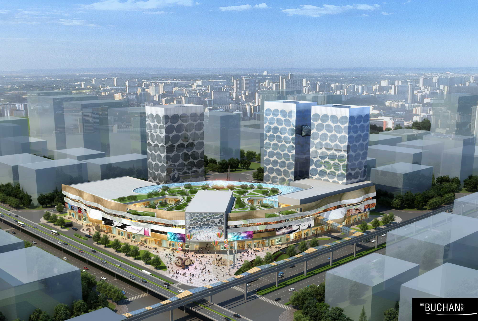 city shopping mall 018 3d model max 206859