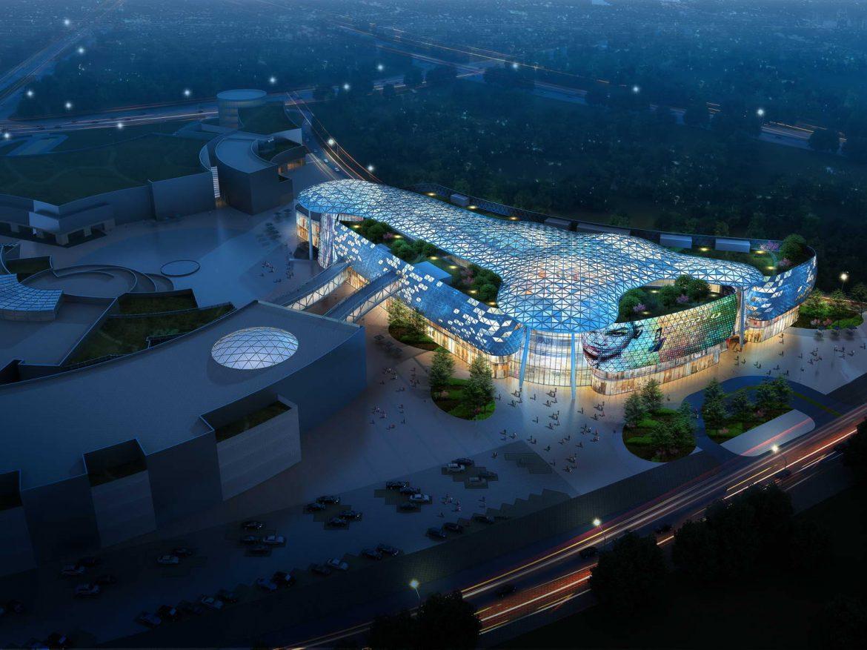 City shopping mall 019  ( 243.76KB jpg by Abe_makoto )