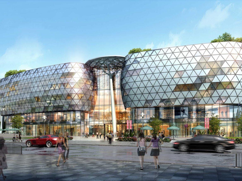 City shopping mall 019  ( 321.42KB jpg by Abe_makoto )