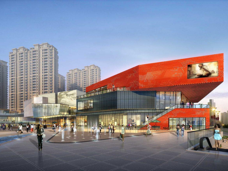 City shopping mall 021  ( 288.87KB jpg by Abe_makoto )
