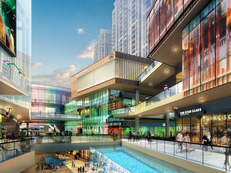City shopping mall 021  ( 436.93KB jpg by Abe_makoto )