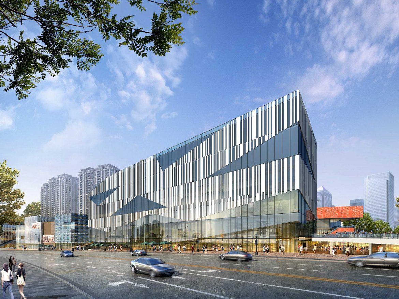 City shopping mall 021  ( 463.15KB jpg by Abe_makoto )