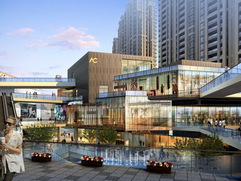City shopping mall 021  ( 420.7KB jpg by Abe_makoto )