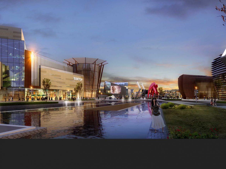 City shopping mall 022 ( 231.7KB jpg by Abe_makoto )