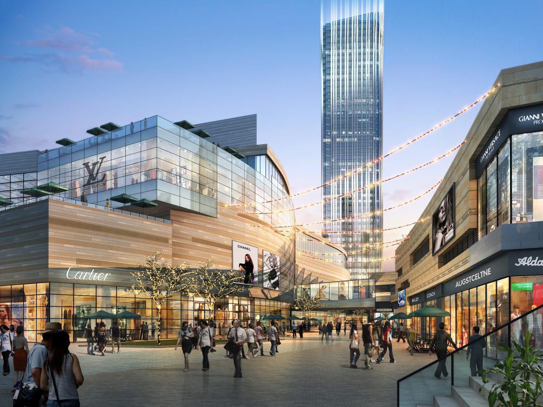 City shopping mall 025  ( 13133.88KB jpg by Abe_makoto )