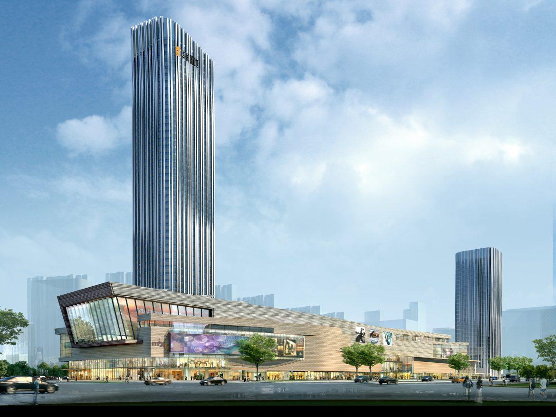 City shopping mall 025  ( 4547.65KB jpg by Abe_makoto )