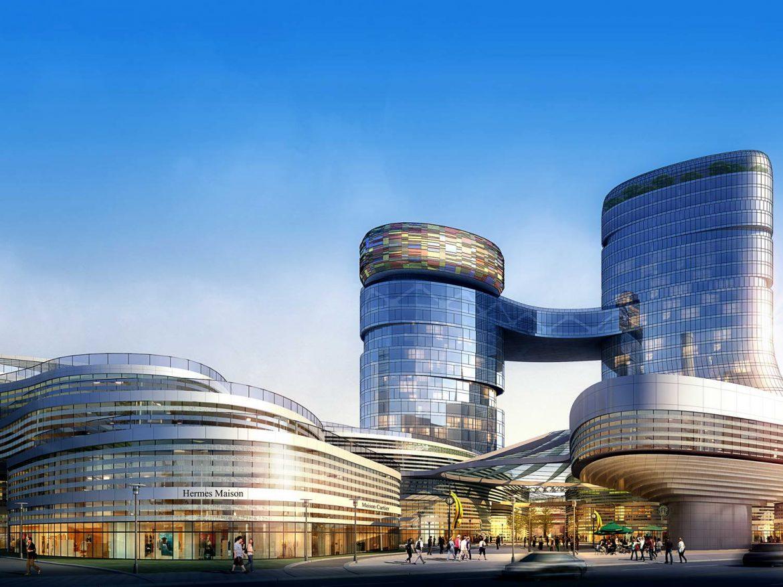 City shopping mall 026  ( 258.05KB jpg by Abe_makoto )