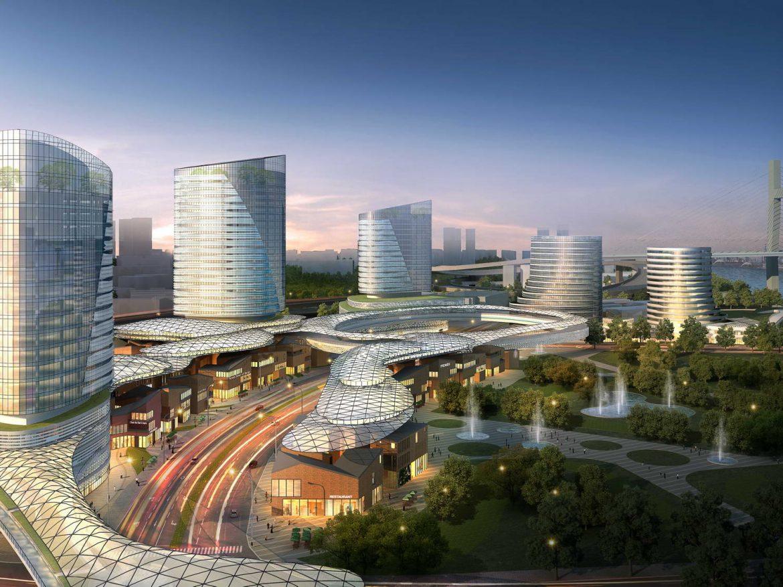 City shopping mall 026  ( 322.13KB jpg by Abe_makoto )