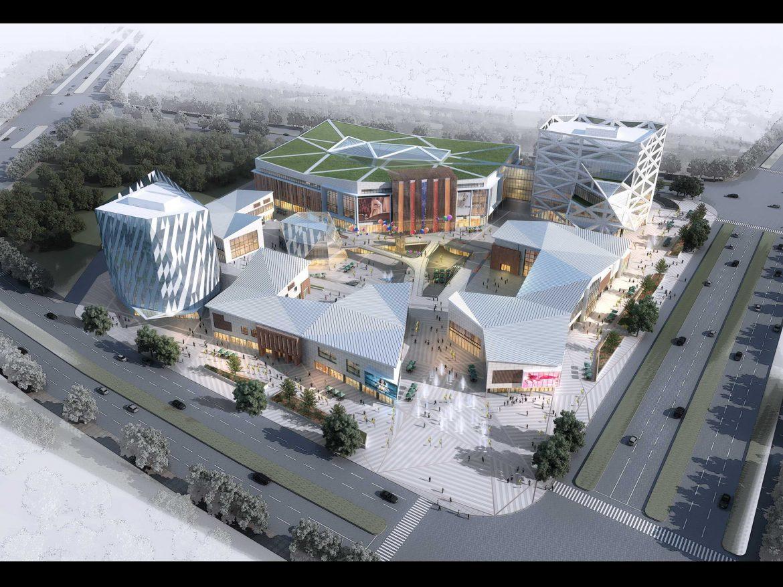 City shopping mall 027 ( 468.19KB jpg by Abe_makoto )