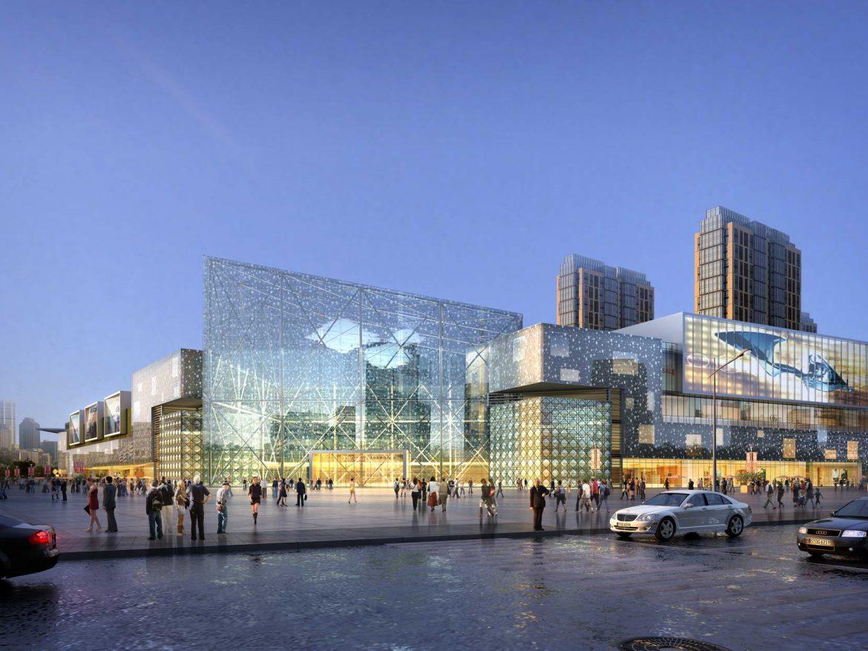 City shopping mall 029  ( 274.88KB jpg by Abe_makoto )